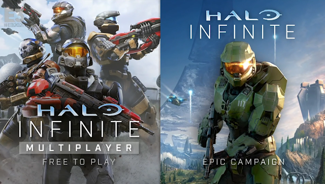Halo Infinite multiplayer free to play single player epic campaign Xbox E3 2021