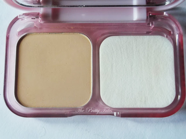 maybelline clear smooth all in one shine free cake powder honey review