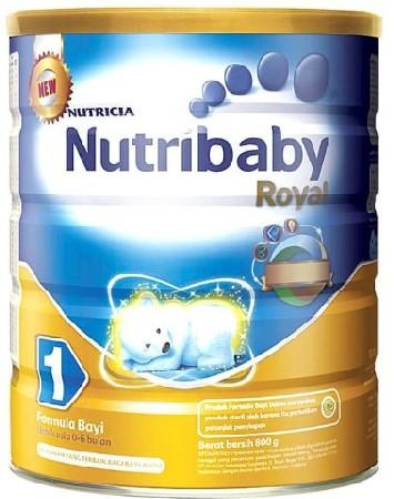 Nutribaby Royal 1