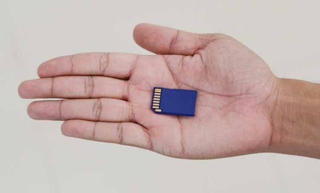 A memory card