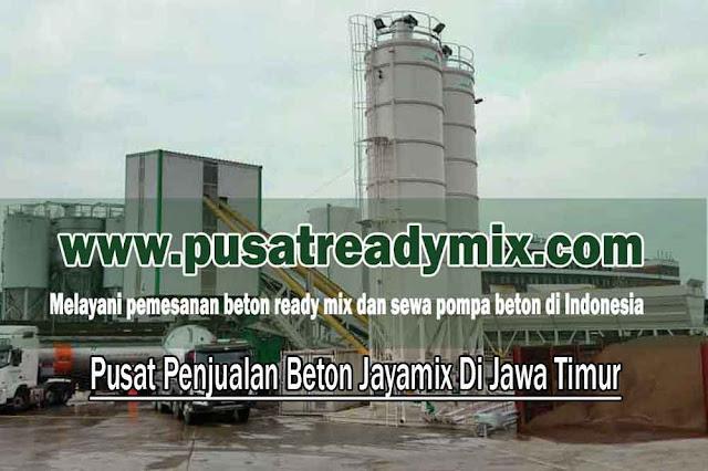 Harga Beton Jayamix Banyuwangi Per M3 Terbaru 2021