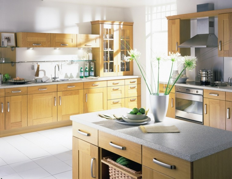 Modern Kitchen Remodel Pictures With Oak Cabinets Ideas 20