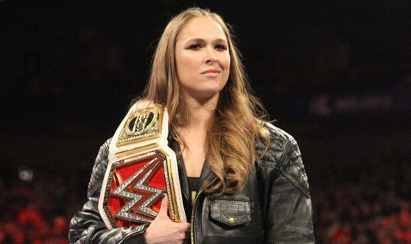هل لدى WWE خطط كبيرة لروندا روزي، إذا قررت العودة إلى الحلبة؟