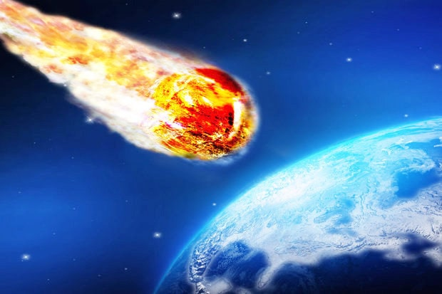 Meteor Nedir - Nasıl Oluşur - Gök Taşı İle Arasındaki Fark Nedir