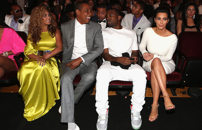 Jay Z and Kanye Settle Beef