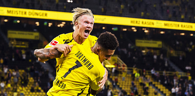 Borussia Dortmund vs Schalke 04 – Highlights
