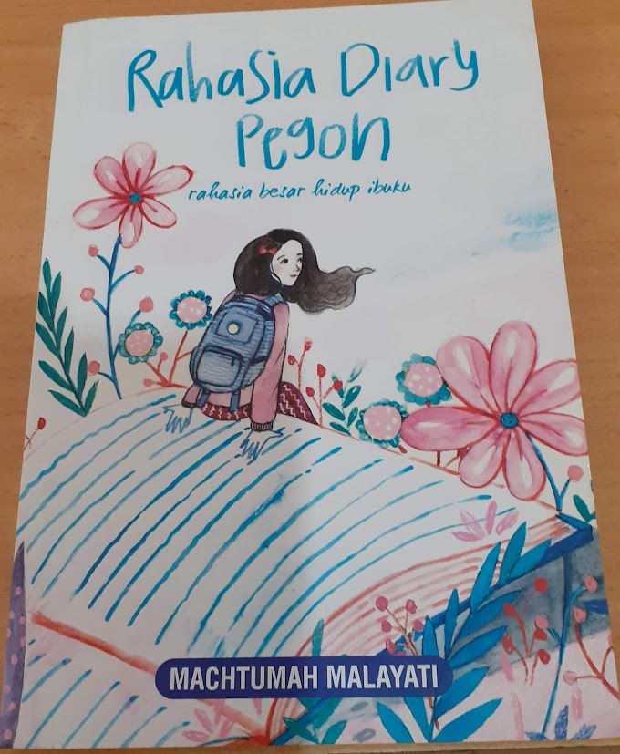 Review Novel : RAHASIA DIARY PEGON