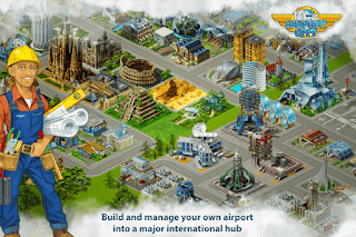 Airport City Mod Apk Unlimited Money