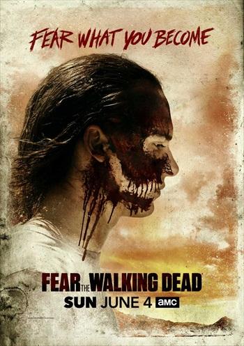 Fear The Walking Dead S03E01 Dual Audio Hindi 720p WEBRip 300mb