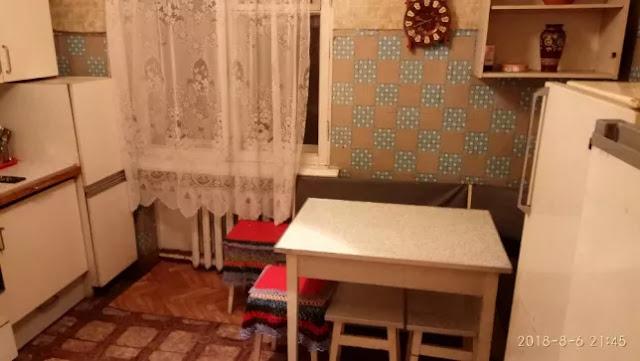 На изображении Аренда - снять квартиру Киев, Отрадный, Метростроевская 9 - 2