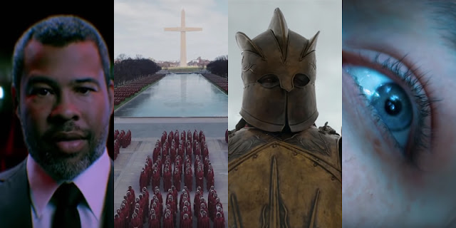 Tráiler, Game of Thrones, The Twiliight Zone, Hanna, El Cuento de la Criada, Super Bowl