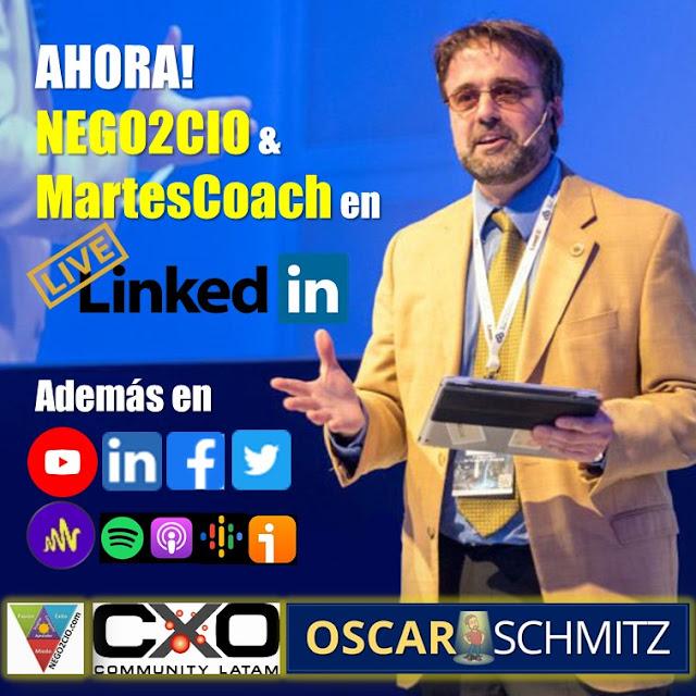 Oscar Schmitz Linkedin
