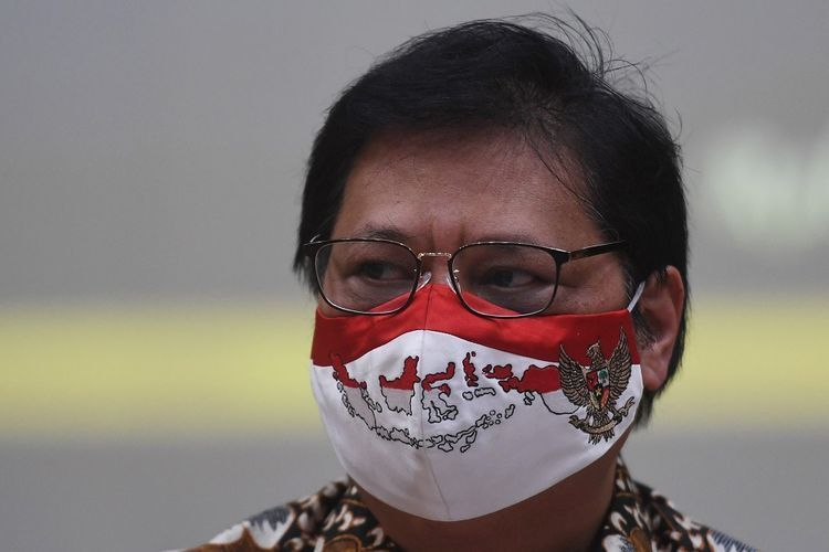 Kritikan DPR ke Airlangga Hartanto yang Protes Kebijakan PSBB Total Anies Baswedan