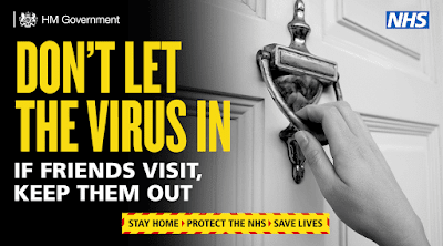 keep friends out UK Government advice