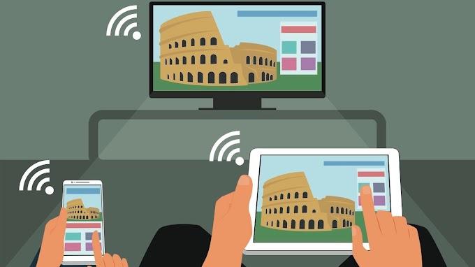 Cómo trasmitir contenido de tu laptop o teléfono inteligente a tu Android TV