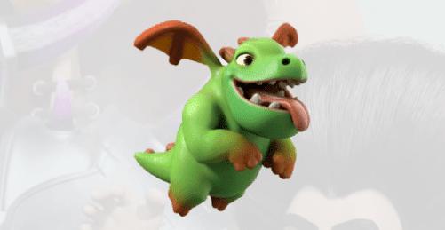 Info Biaya dan Lama Upgrade Baby Dragon