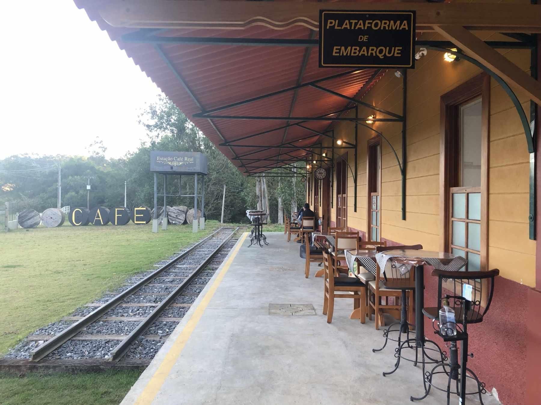 Estação Café Real