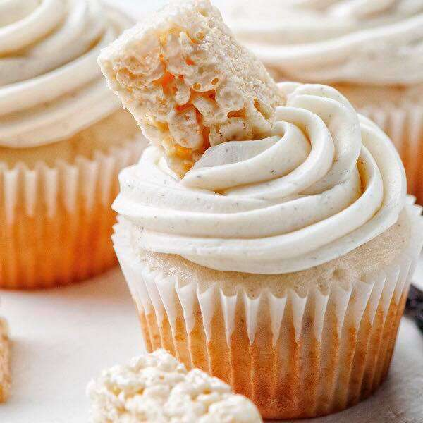 National Vanilla Cupcake Day Wishes For Facebook