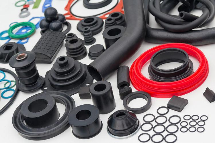 Diferentes tipos de elastómeros