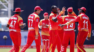 3- ICC suspends Zimbabwe Cricket with immediate effect