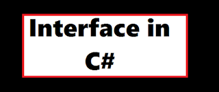 C# Interface Tutorial with Example