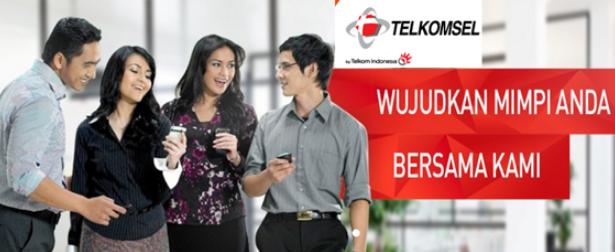 Lowongan Kerja Tenaga Sales Dan Admin Telkomsel Cabang Serang