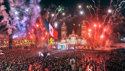 fiestas patrias zócalo 2019