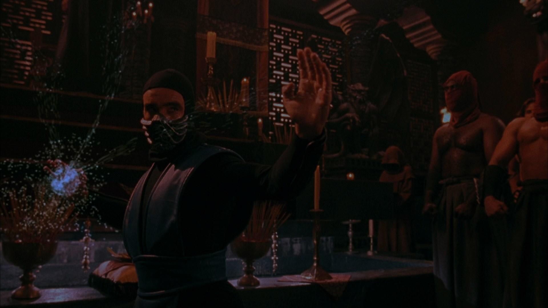 Mortal Kombat (1995) 1080p BDRip Latino