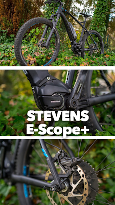 STEVENS E-Scope+ und E-Pordoi+ | E-Bike and Hike 22