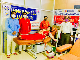 मानवता की सेवा में रक्तदान से बड़ा कोई दान नहीं : कृष्ण कुमार मिश्र | #NayaSaveraNetwork