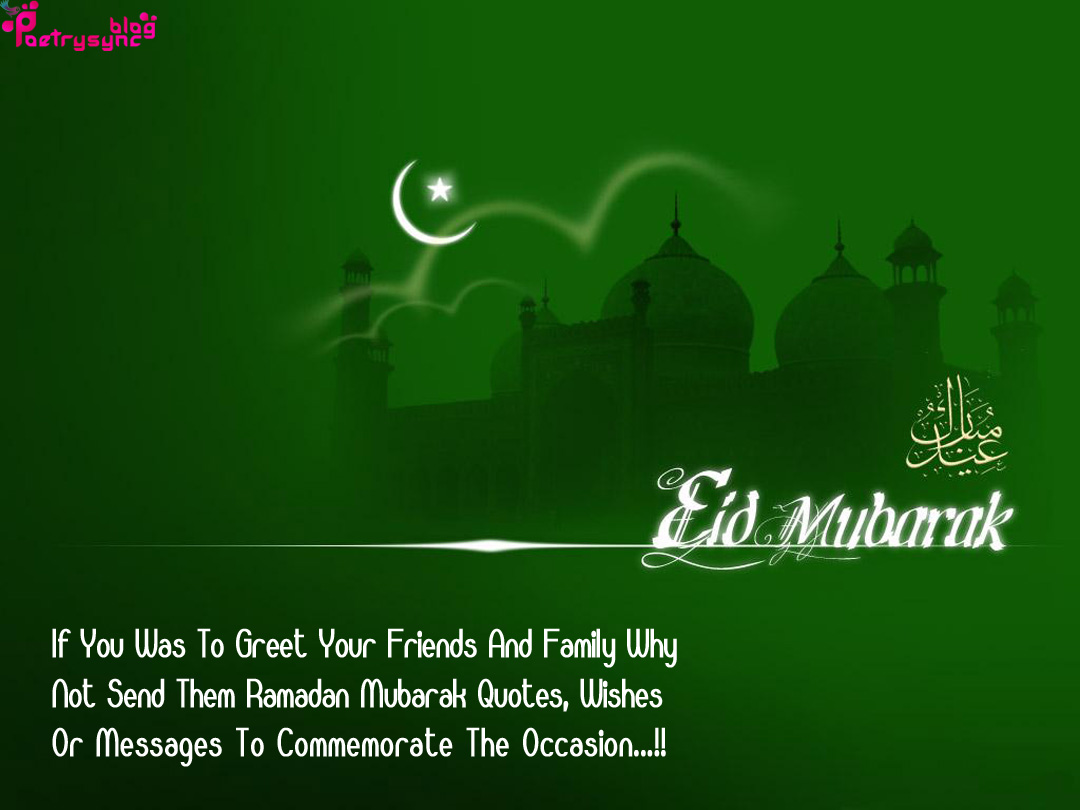 Eid Mubarak Sms Wishes With Eid Mubarak Images For Lovers Best
