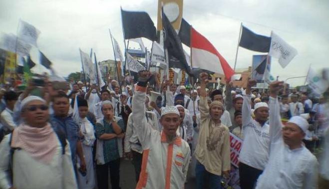 10 Ribu Orang dari Lampung Akan Ikut Demo 2 Desember