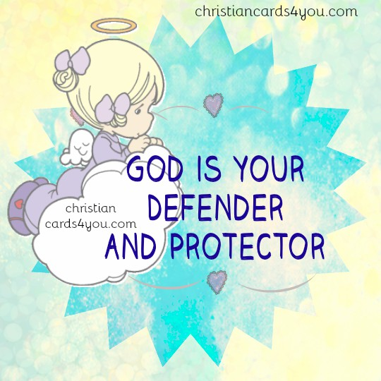 Protection Christian Quotes, Bible verses, images with short christian prayers, Bedtime children's prayer, Good Night Quotes, cards by Mery Bracho.