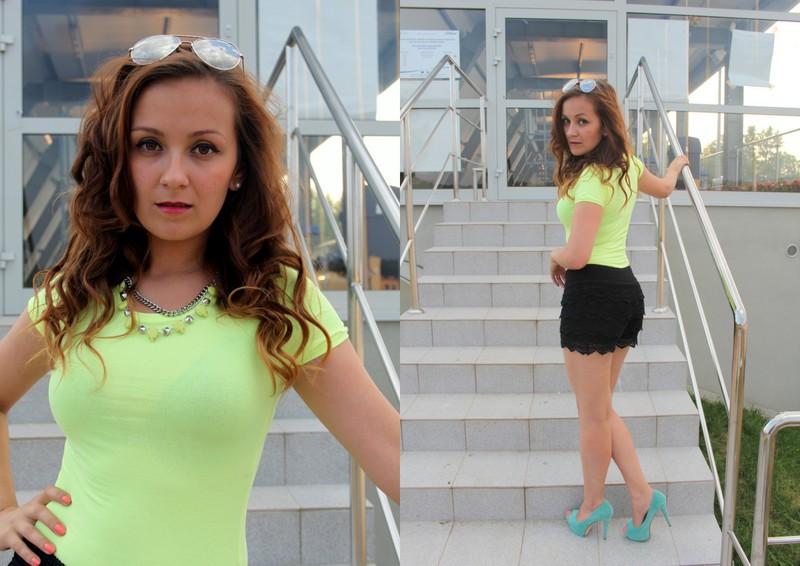 4cc1e5561b3e56 ALEX - blog modowy, blog o modzie, blog lifestylowy: Neon & Lace ...