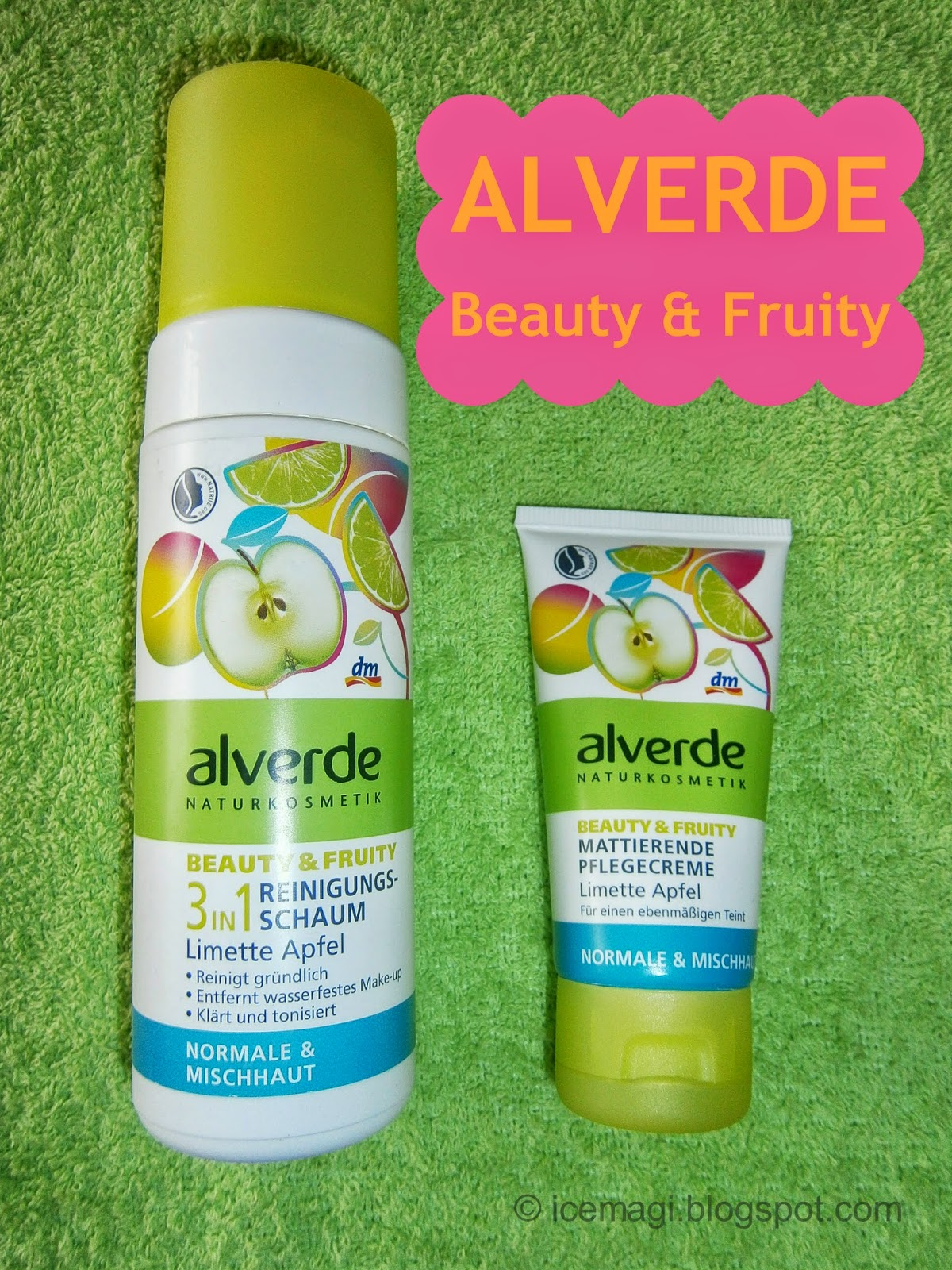 Alverde Beauty and Fruity