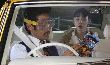 Time taxi, Sutekina Sen Taxi, edakaware manga