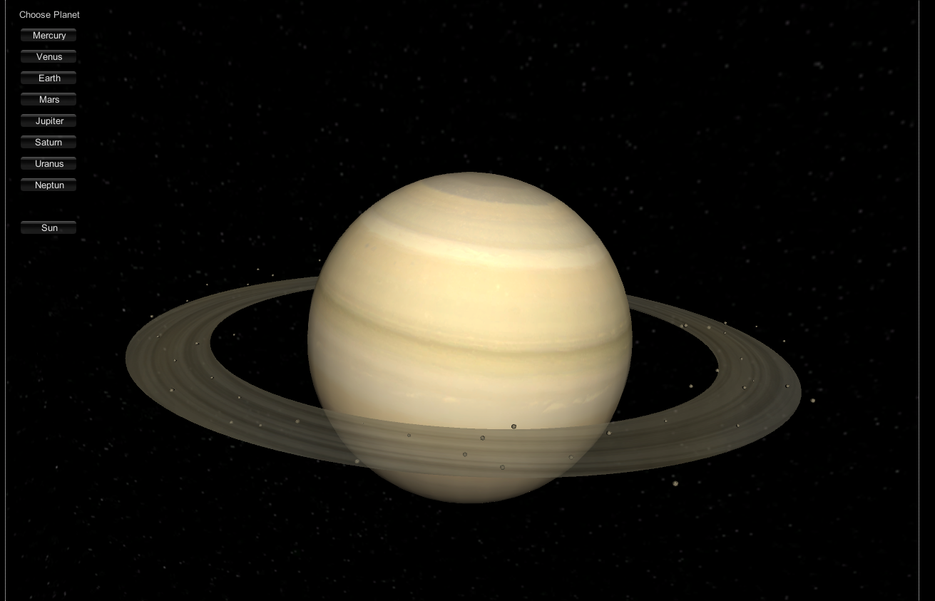 3d solar system web - photo #46