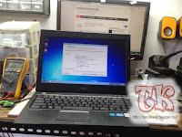 Service laptop dell vostro 3450 Kasus sulit untuk ditekan power