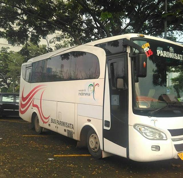 Bus Wisata Jogja Jakarta
