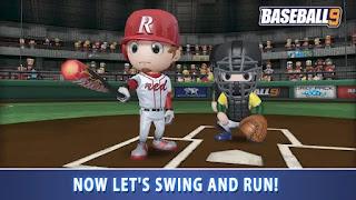 Jogo de baseball para Android Com tudo infinito