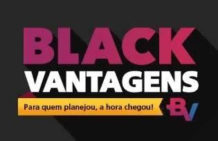 Promoção BV Black Vantagens - 16 Viagens de 10 Mil Reais