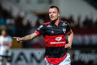 Atacante do Atlético-GO