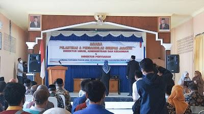 Dua Direktur LPPL Selaparang TV Dilantik, Sekda Minta Jaga Keseimbangan Informasi