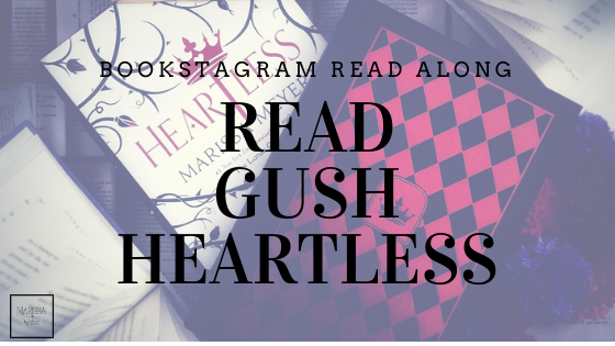 Bookstagram Book Club - Read & Gush Heartless
