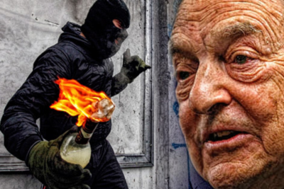 Another Betrayal: State Department and USAID Funding Soros Open Society