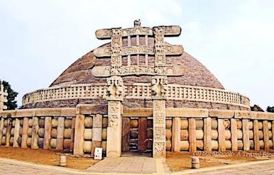 Sanchi Stupa in hindi