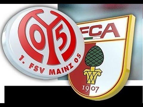 Mainz 05 vs Augsburg Full Match & Highlights 02 December 2017