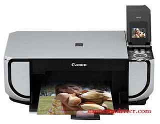 Canon PIXMA MP520 Driver Download