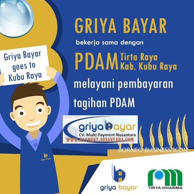Daftar Griya Bayar PDAM Kubu Raya Kalimantan Barat