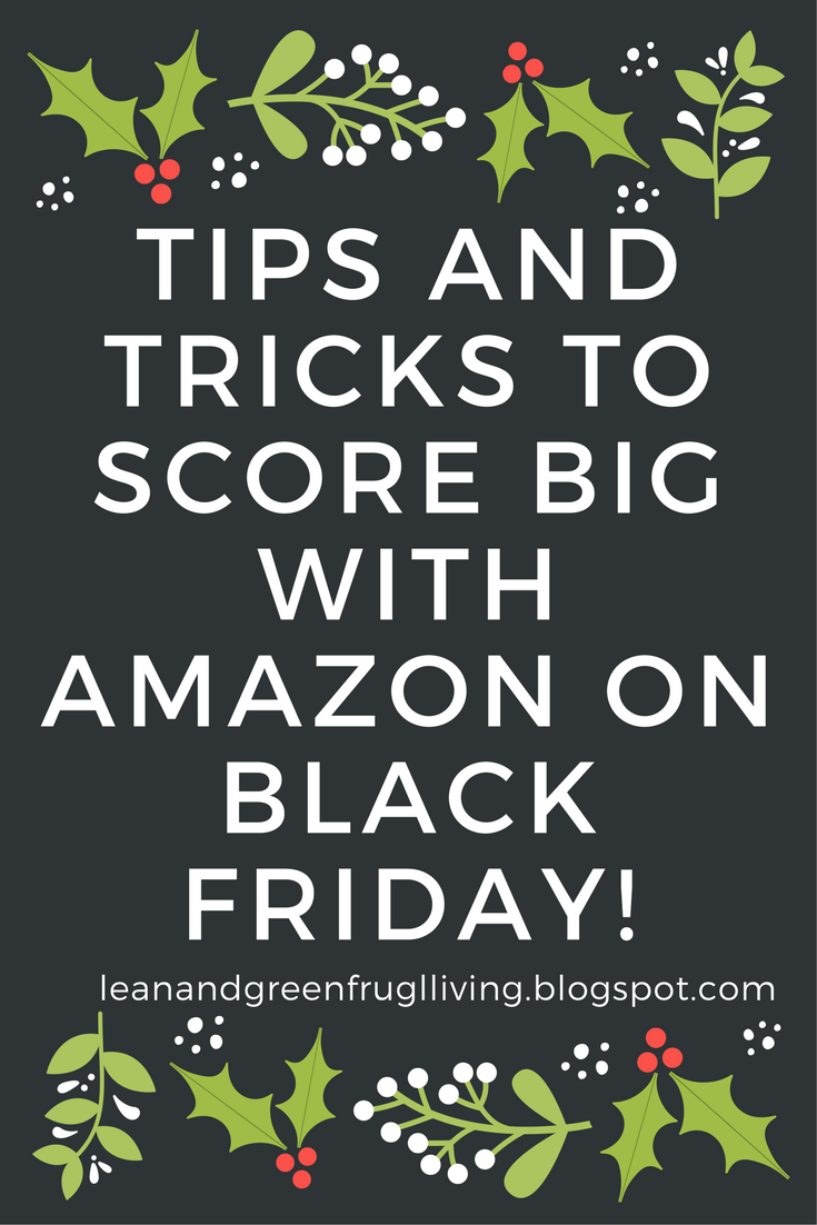 Tips and Tricks to Score Big With Amazon on Black Friday!